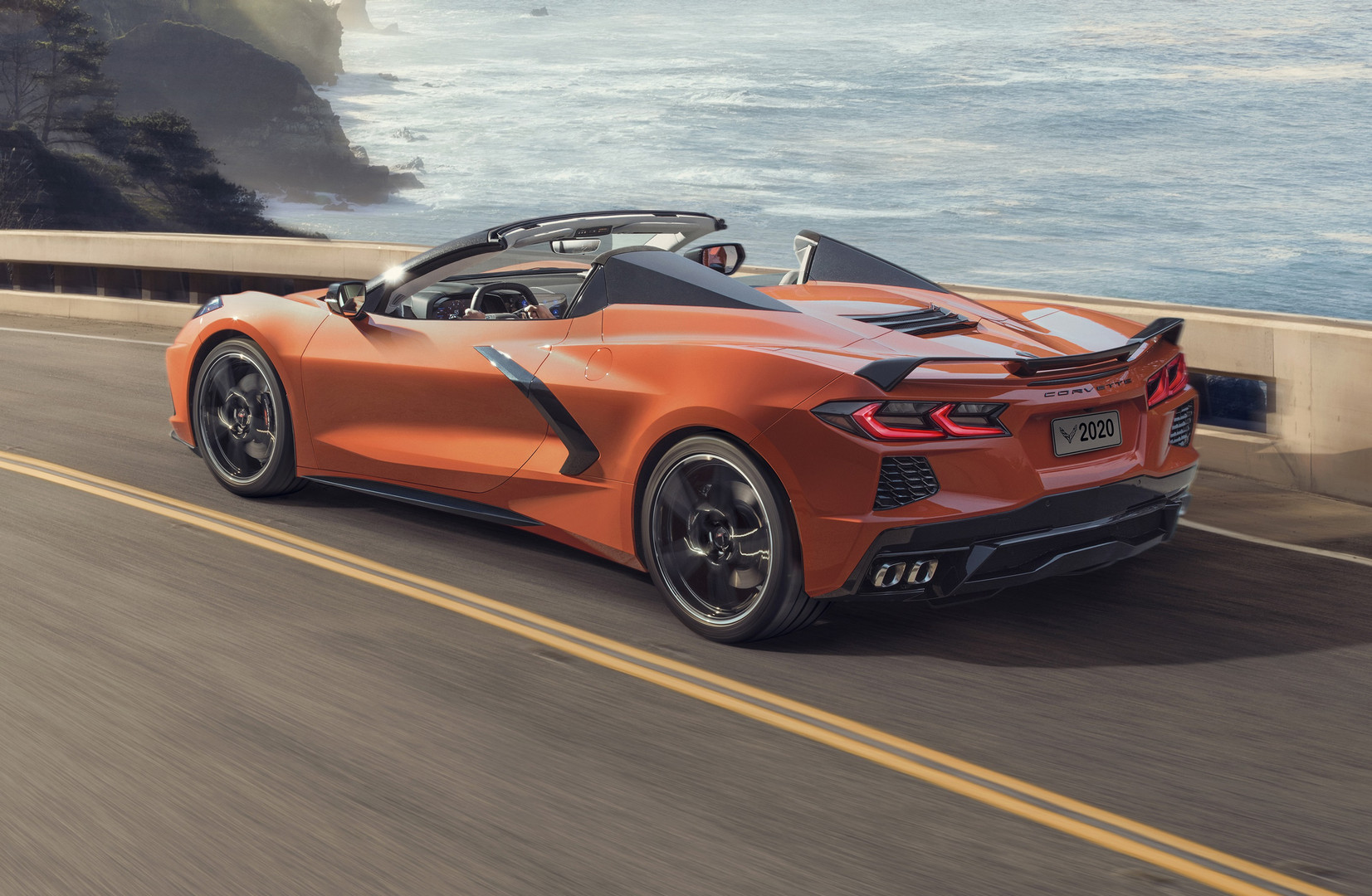 2020 Chevrolet Corvette Convertible: First Time Ever as a Hardtop