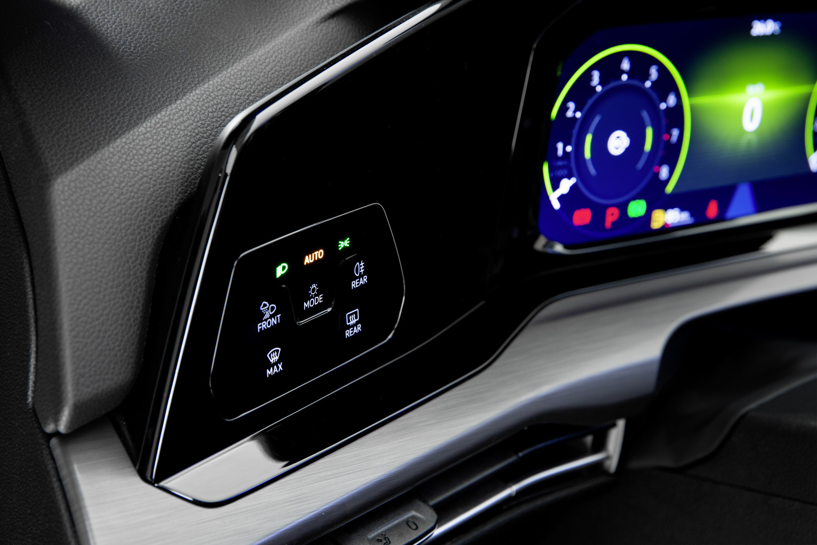 2020 VW Golf 8 Light Control
