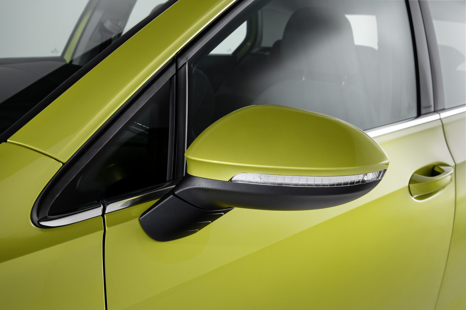 2020 VW Golf 8 Side Mirror