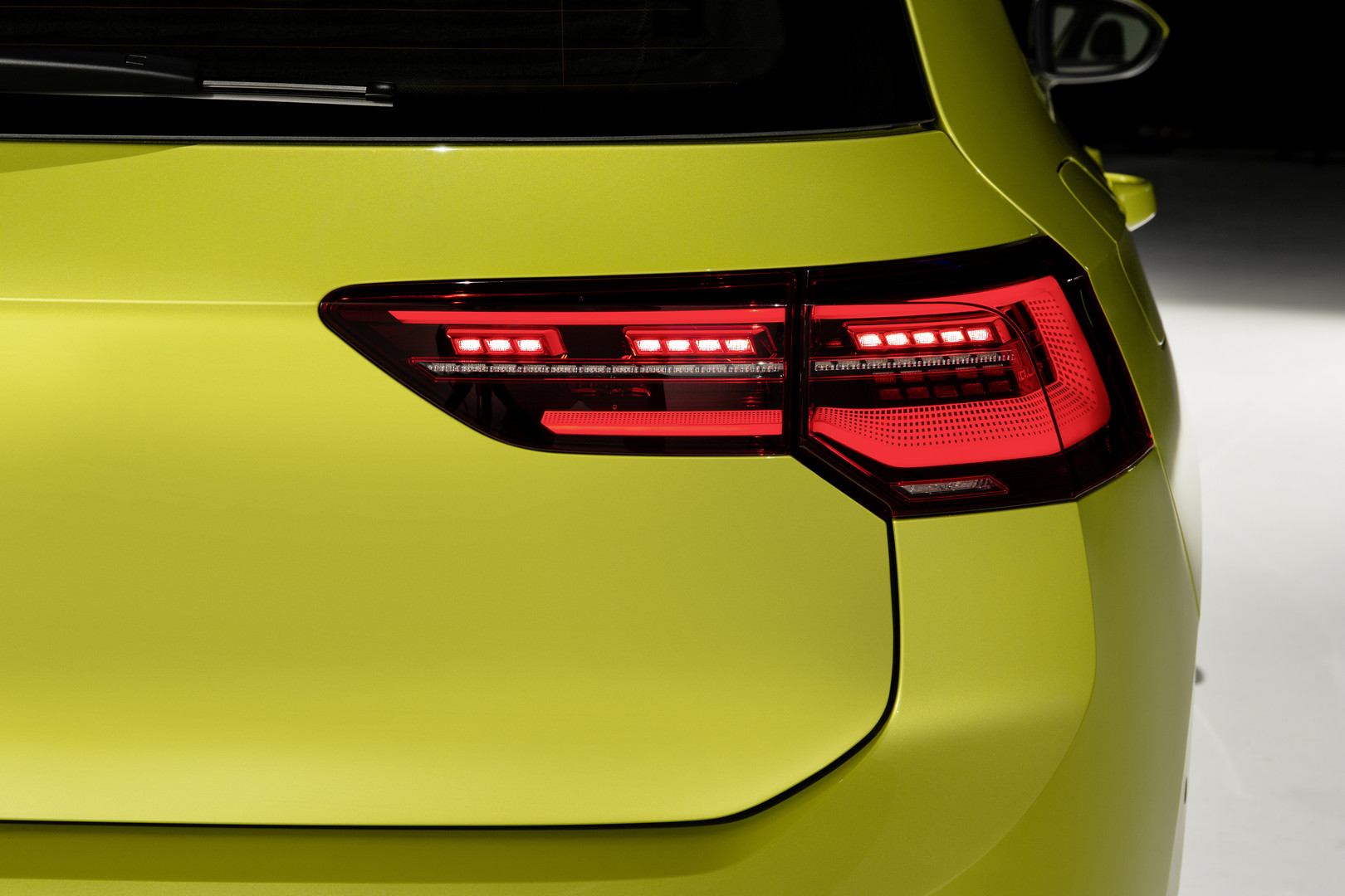 2020 VW Golf 8 Taillight