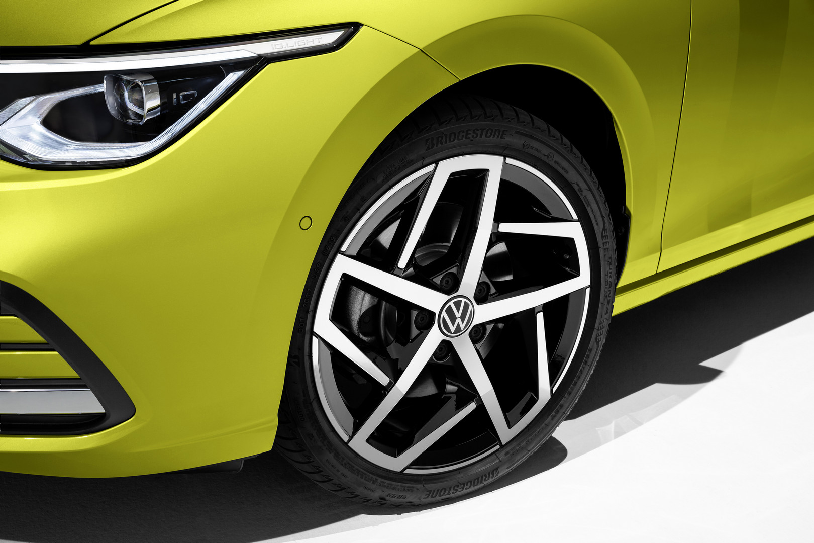 2020 VW Golf 8 Wheels