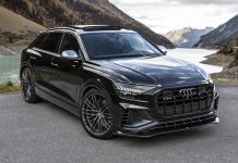 ABT Audi SQ8 TDI Black
