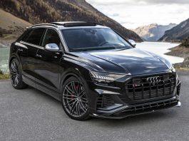 ABT Audi SQ8 TDI Black