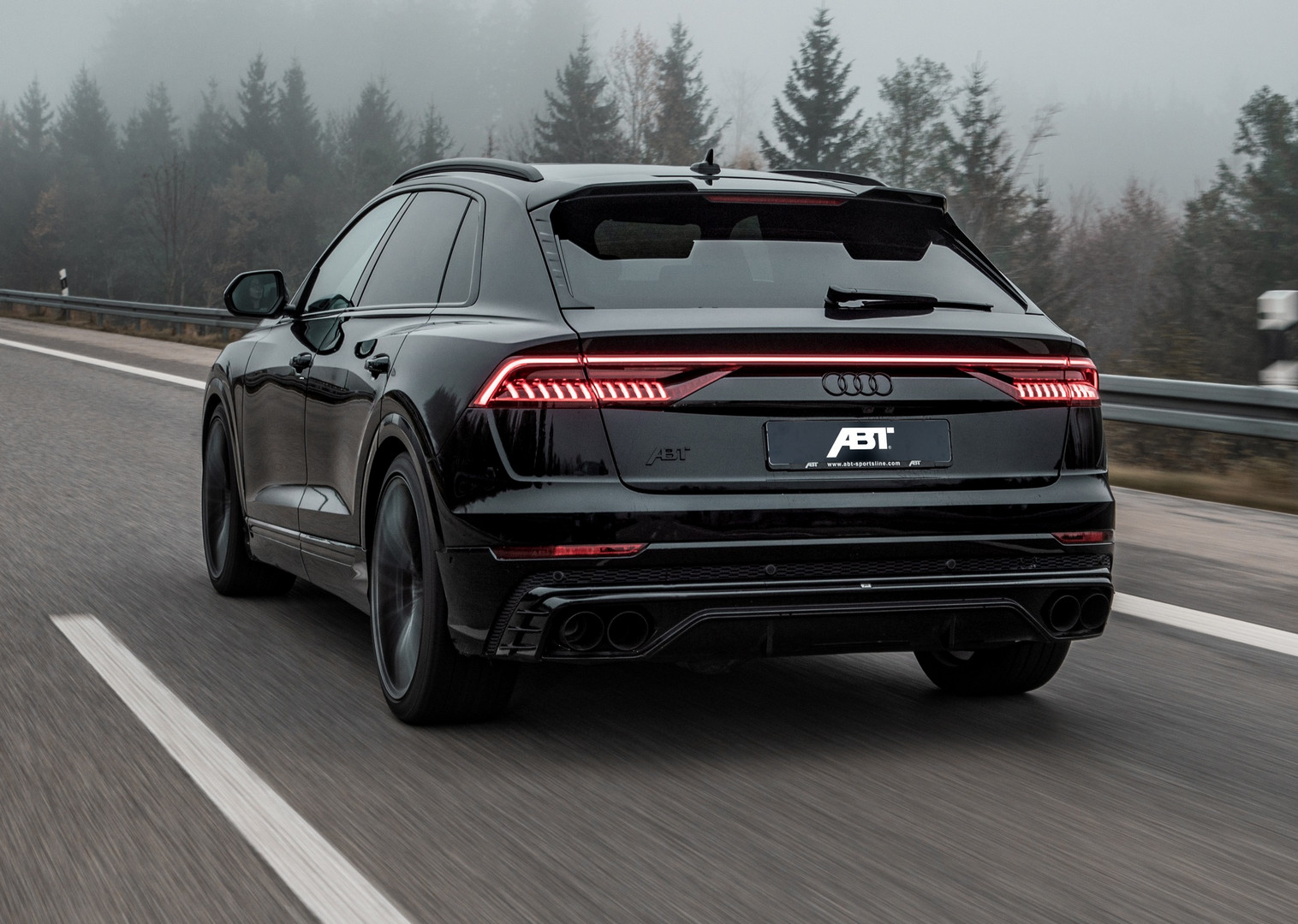 ABT Audi SQ8 TDI Review
