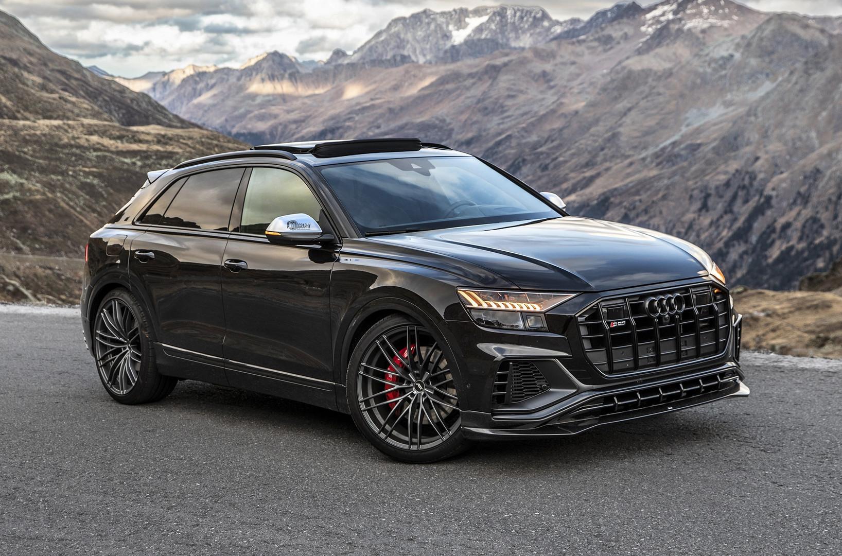 ABT Audi SQ8 TDI