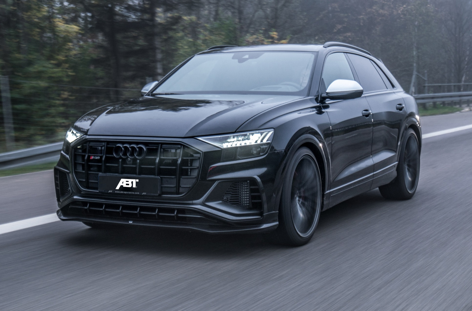 ABT Audi SQ8 Tuned