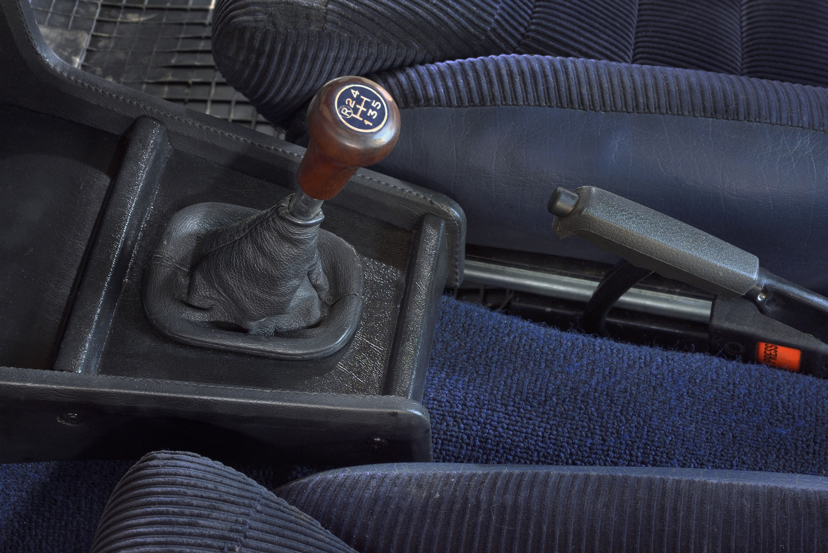 BMW 530 MLE Gear Shift