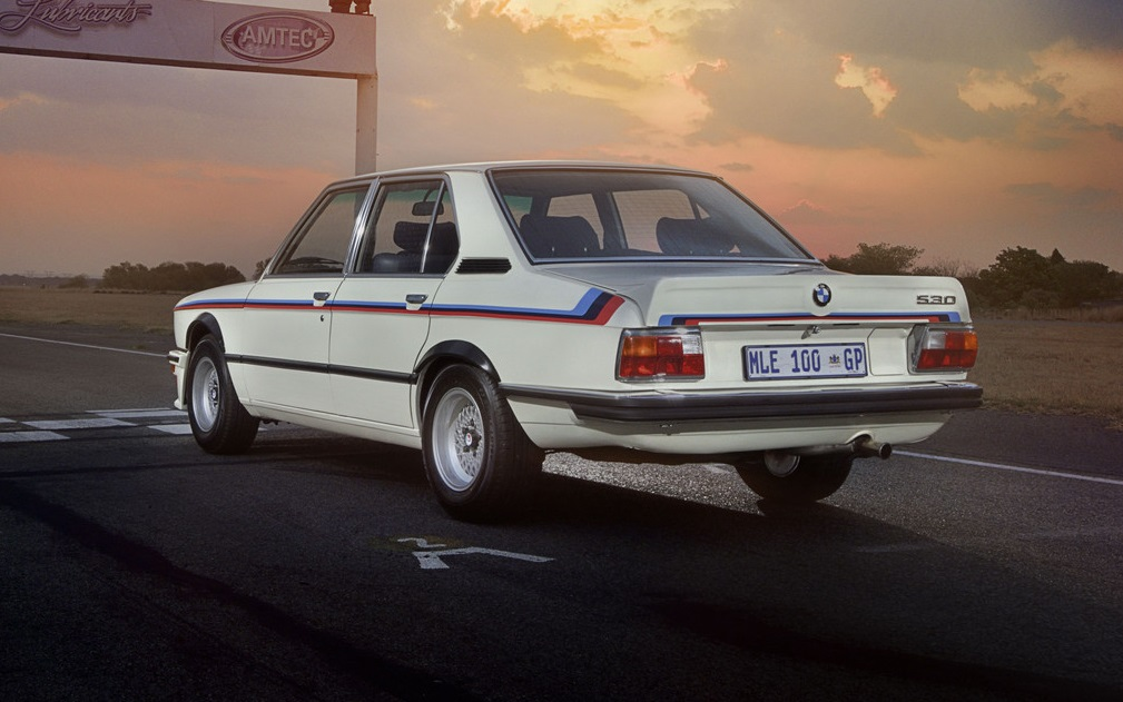 BMW 530 MLE South Africa