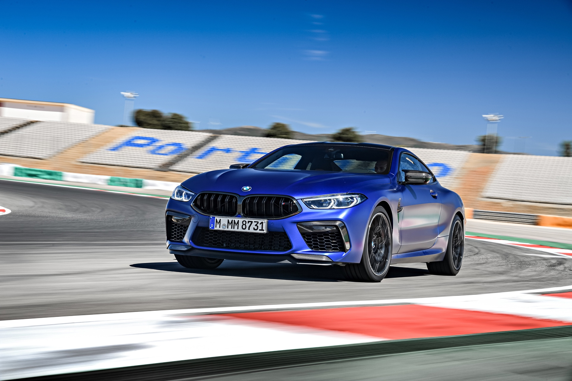 2019 BMW M8 Competition Coupe and Convertible Review