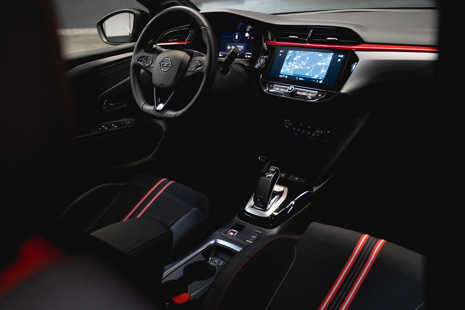 Opel Corsa Interior 2019