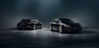Porsche Panamera 10th Anniversary Black