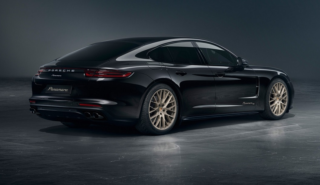 Porsche Panamera 10th Anniversary Rear