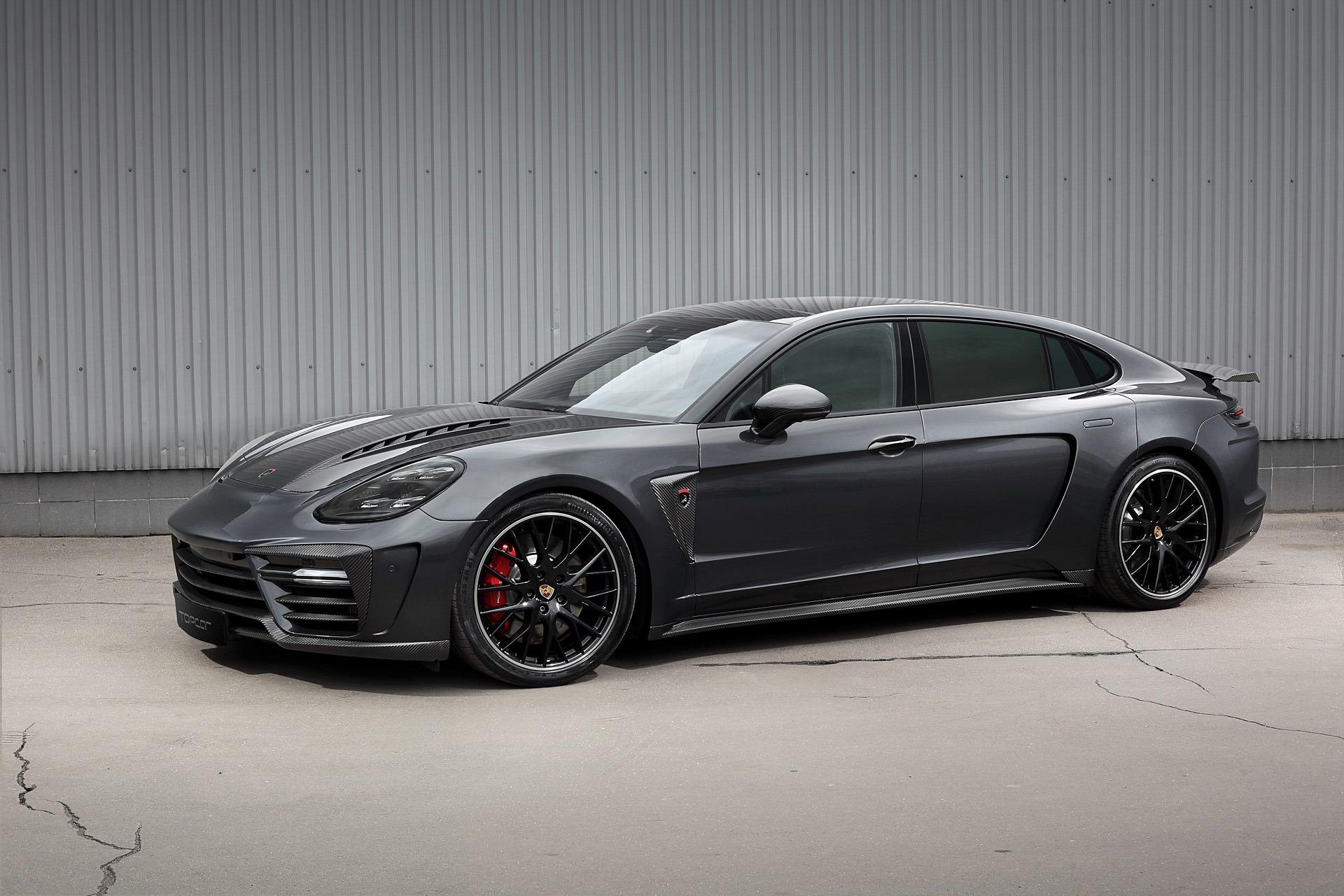 TopCar Porsche Panamera Turbo