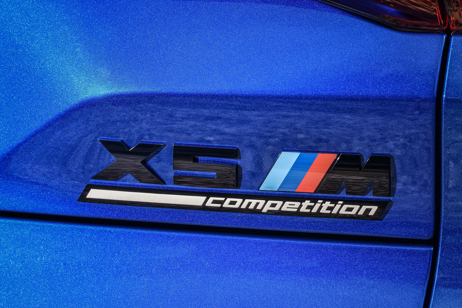 X5 M Competion Badge