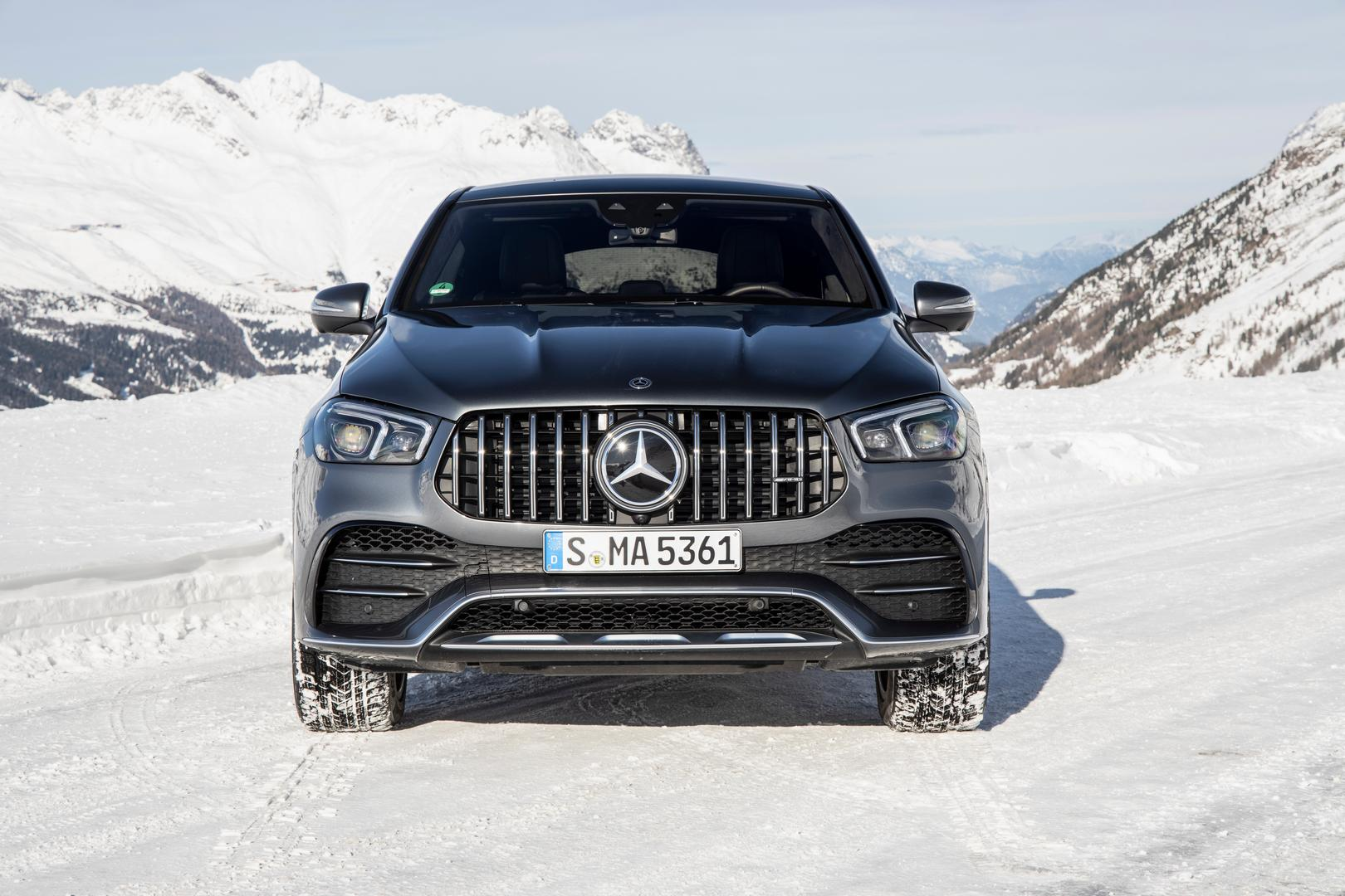 Mercedes-AMG GLE 53 Coupe Front
