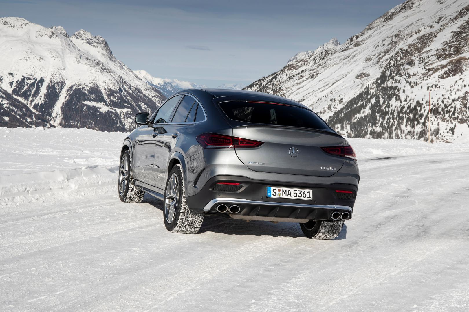 Mercedes-AMG GLE 53 Coupe Specs
