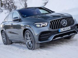 2020 Mercedes-AMG GLE 53 Coupe Review