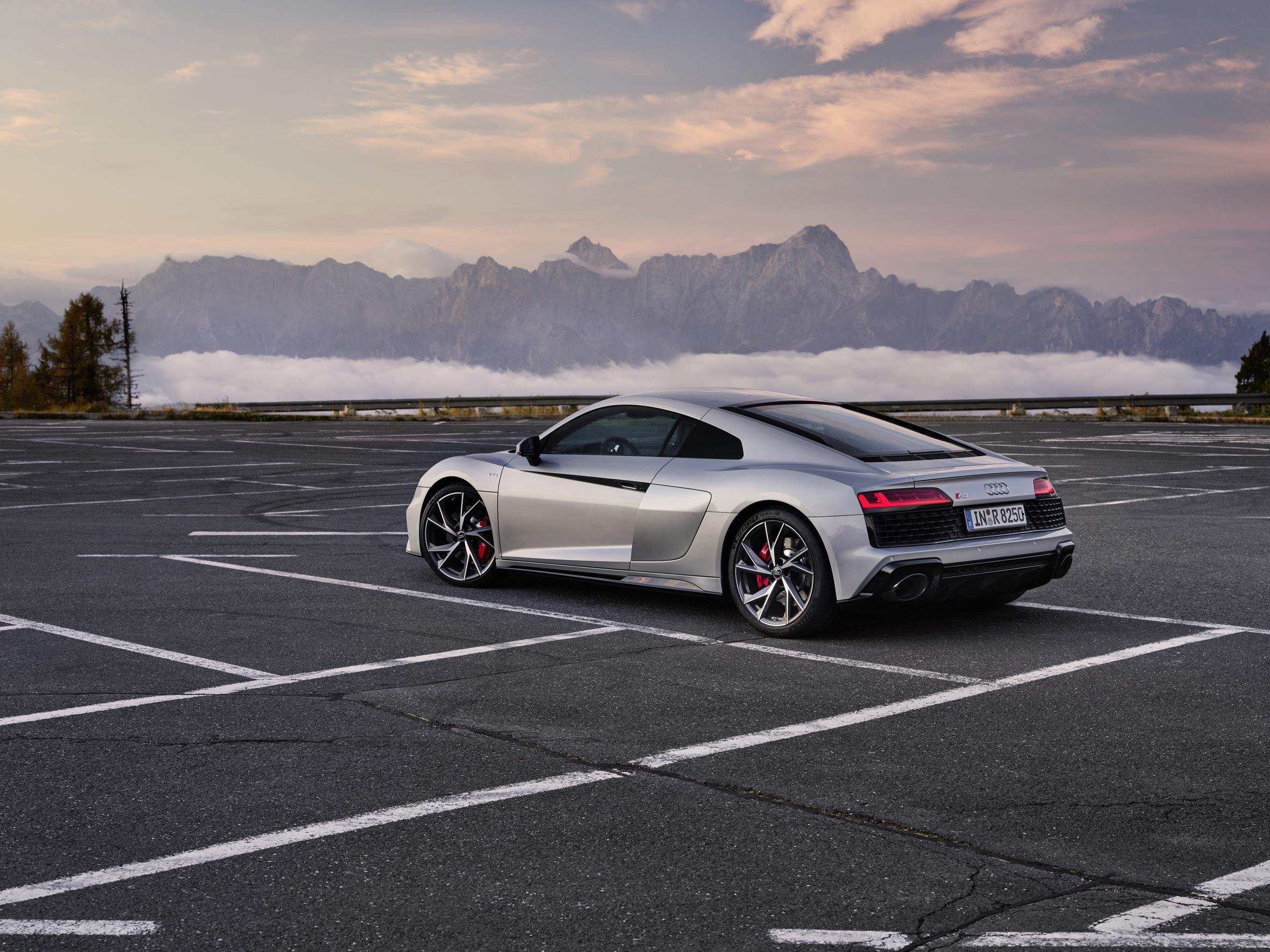 2020 Audi R8 RWD Coupe Price