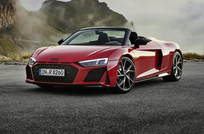 2020 Audi R8 RWD Spyder Review
