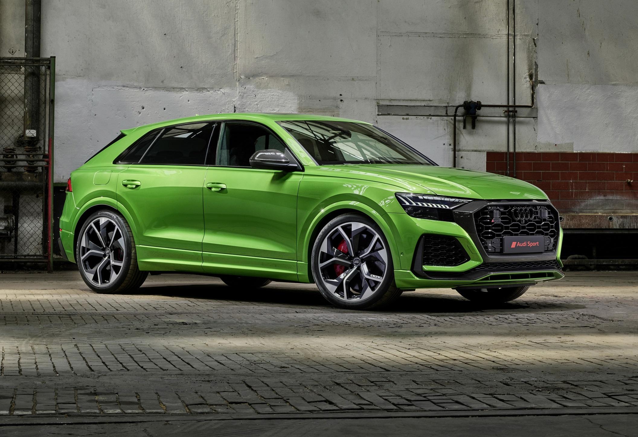 2020 Audi RS Q8 Price