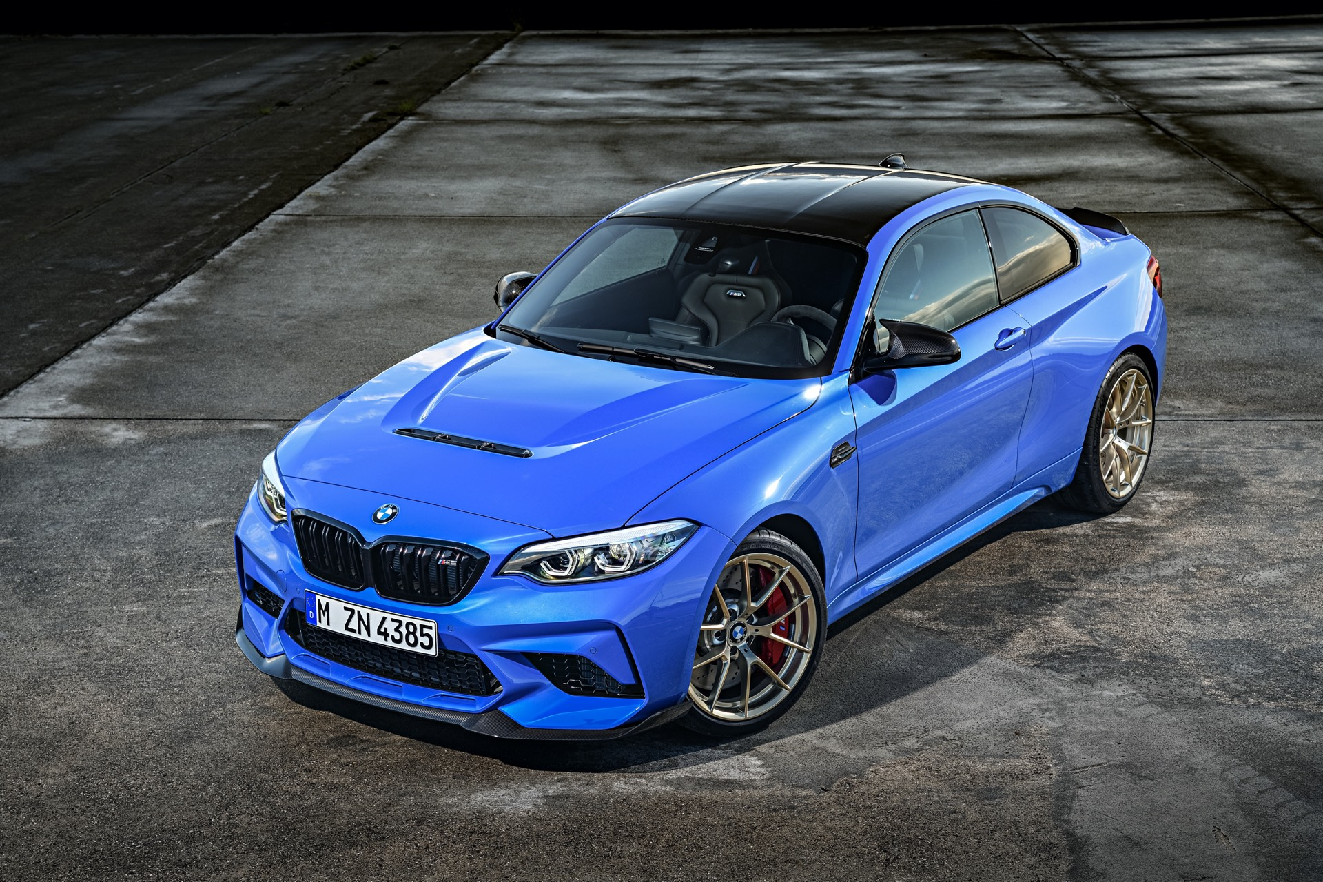 BMW M2 CS Officially Unveiled