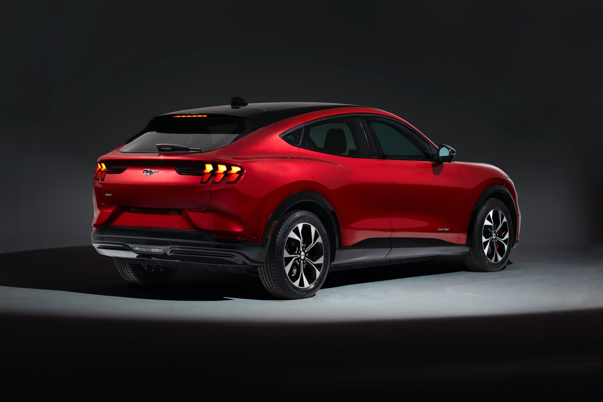 2020 ford mustang mache all electric suv coupe revealed