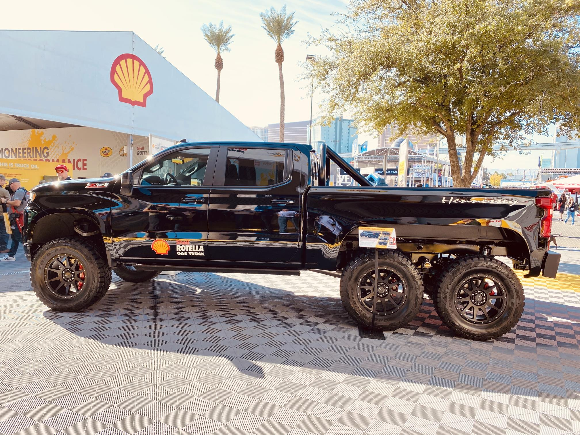 Hennessey 6x6