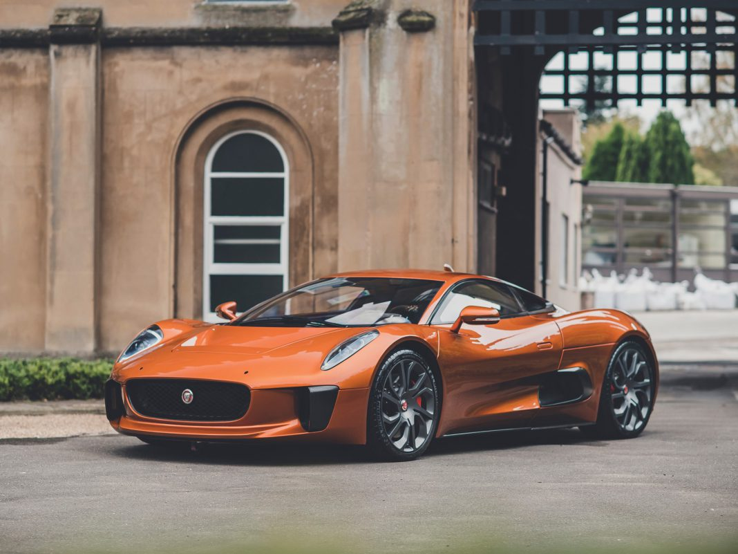 Jaguar C-X75 For Sale