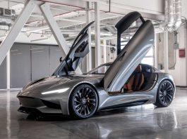 Karma SC2 Concept Top Speed