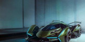 Lamborghini Lambo V12 Vision GT Wallpaper