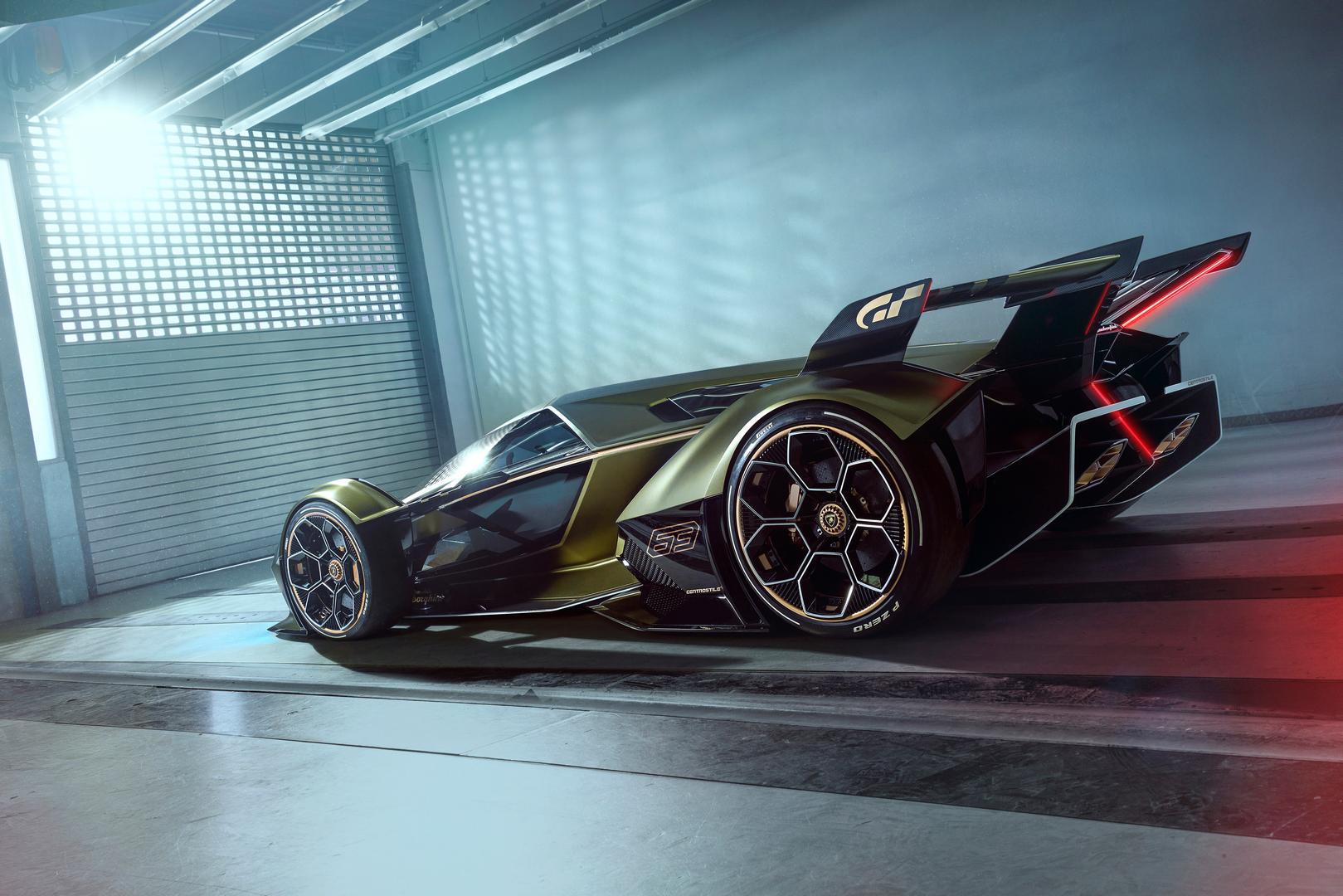 Lamborghini Lambo V12 Vision GT Wheels