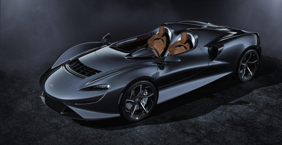 McLaren Elva Price