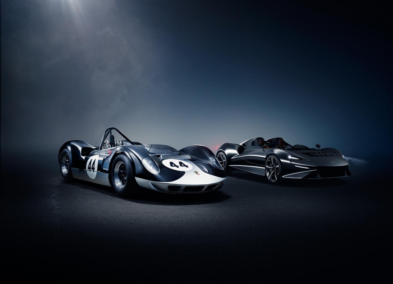 McLaren Elva and Classic