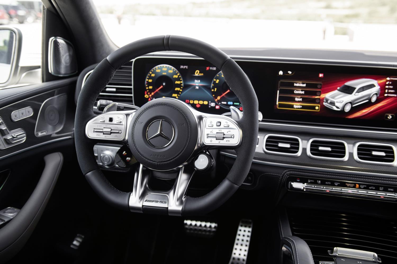 Mercedes-AMG GLS 63 S Interior