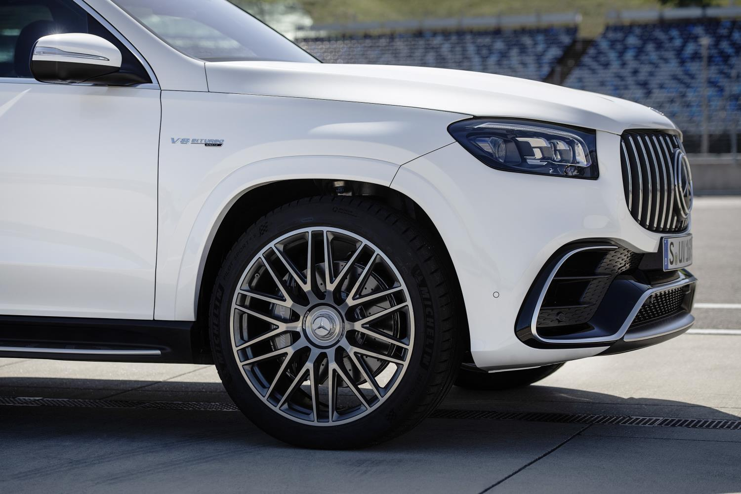 Mercedes-AMG GLS 63 S Wheels