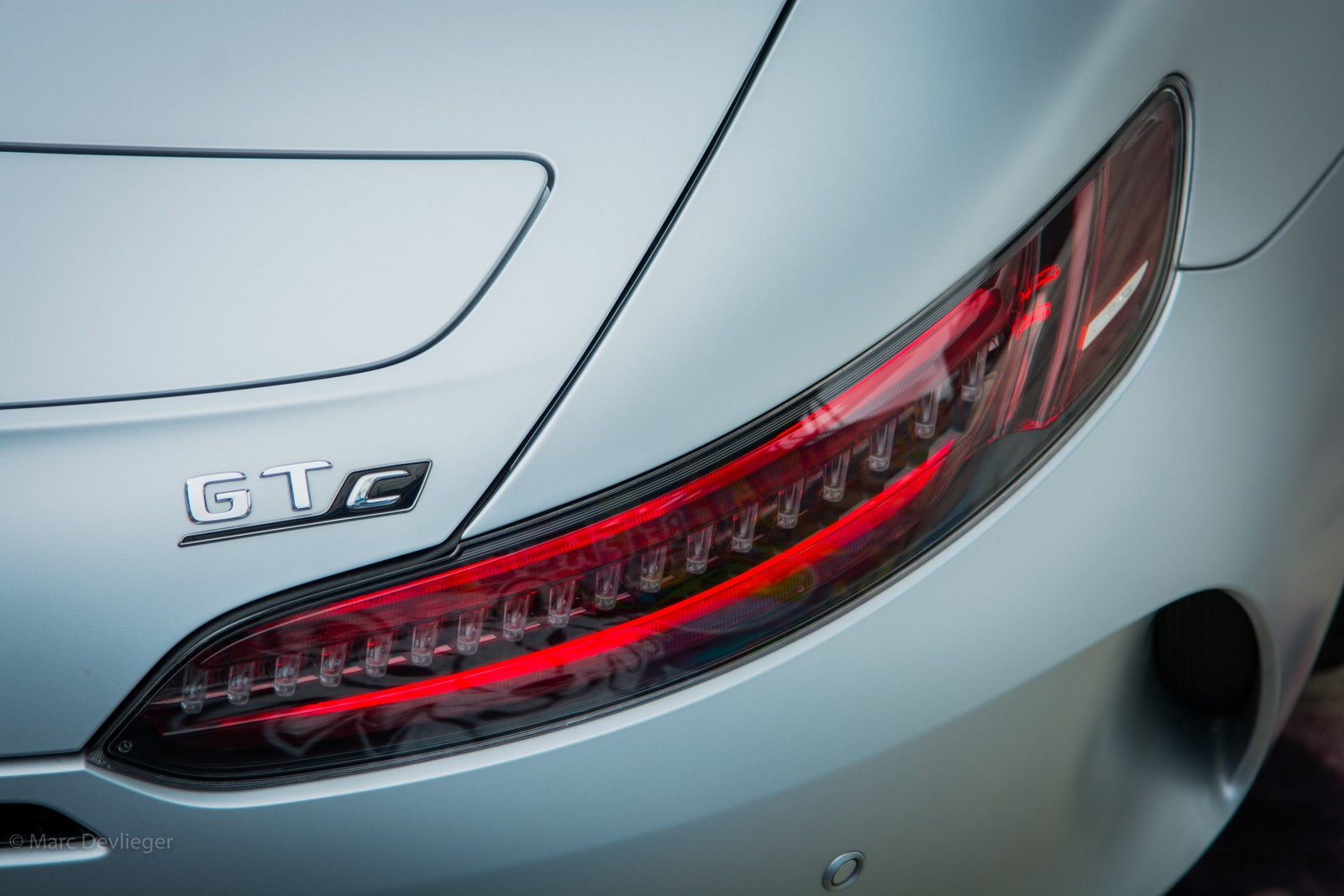 Mercedes-AMG GT Roadster Rear Light
