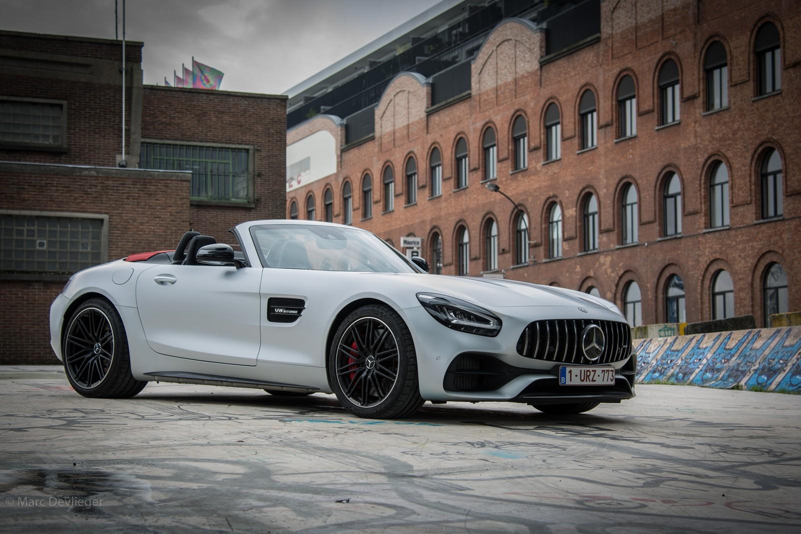 Mercedes-AMG GT Roadster Specs