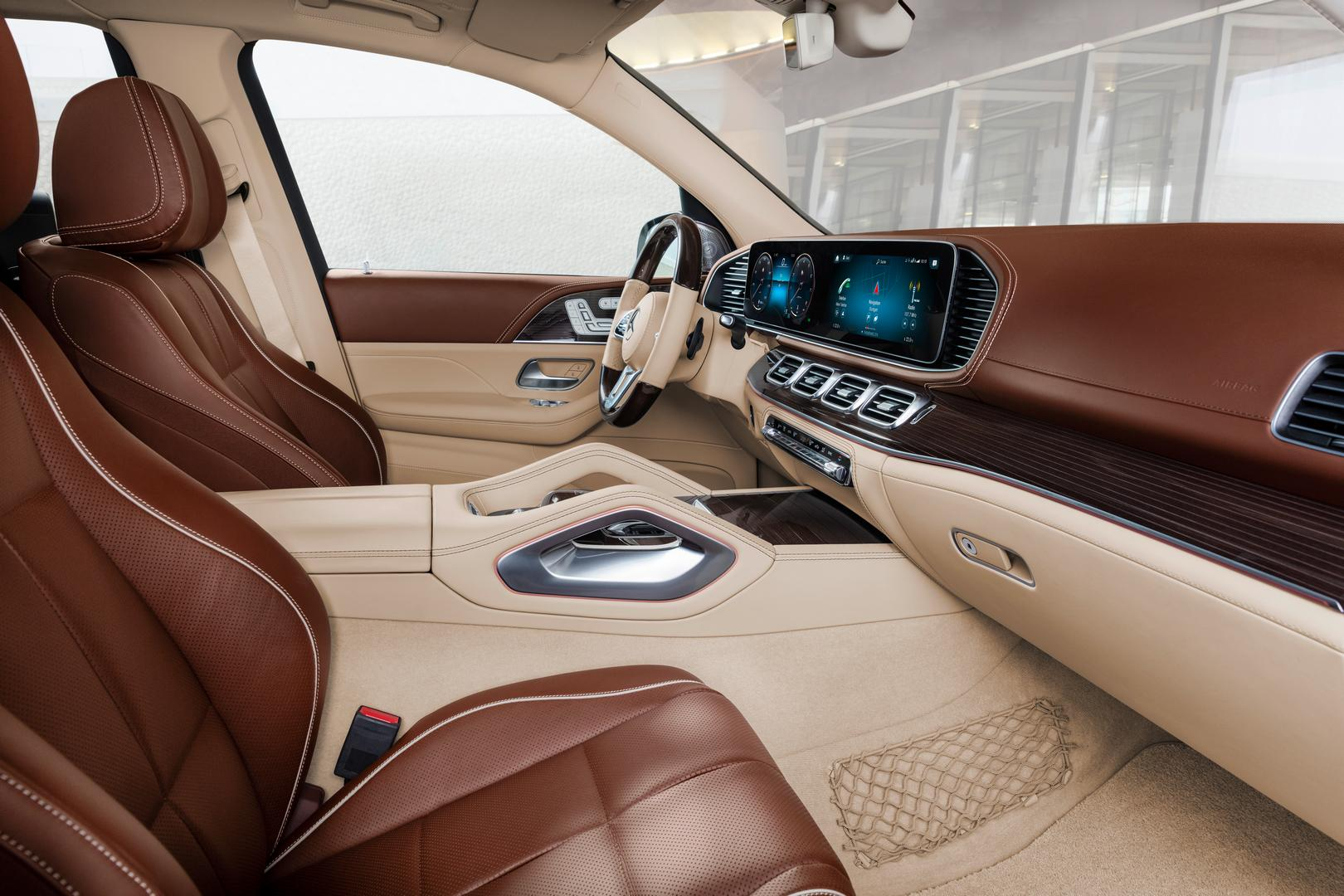 Mercedes-Maybach GLS 600 Interior