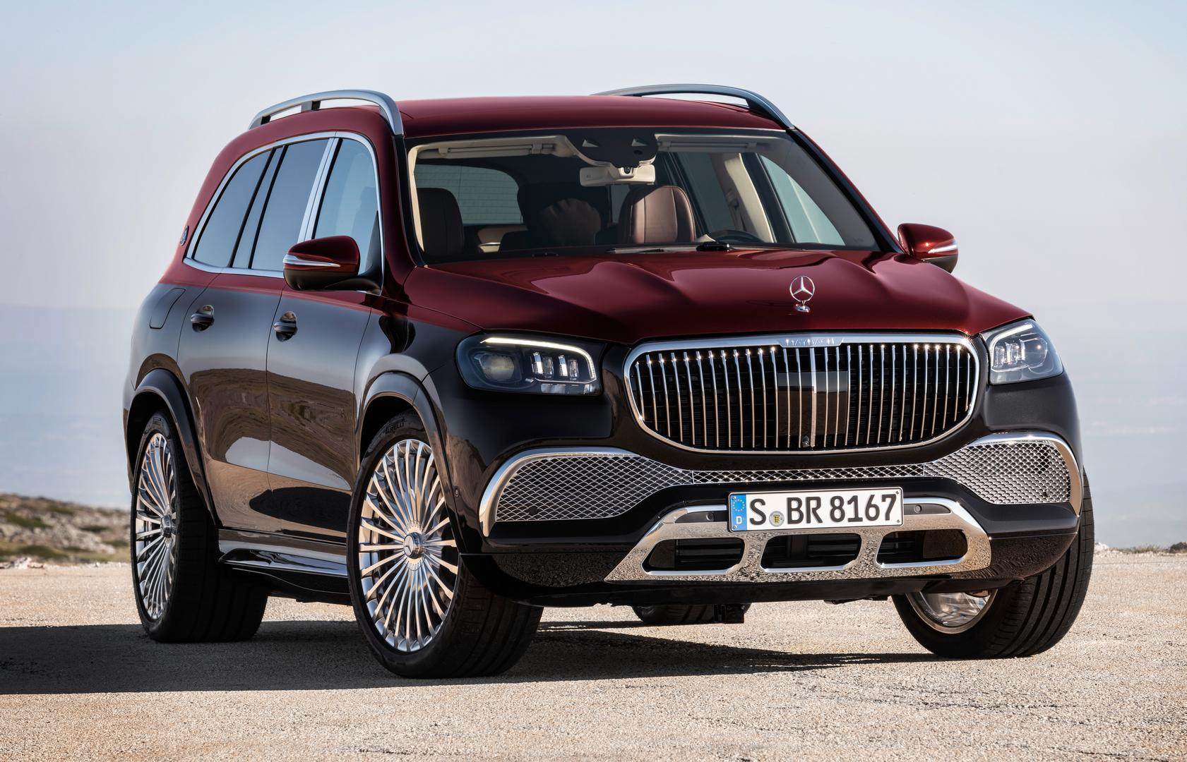 Mercedes-Maybach GLS 600 Specs