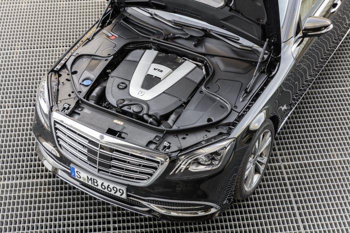 Mercedes V12