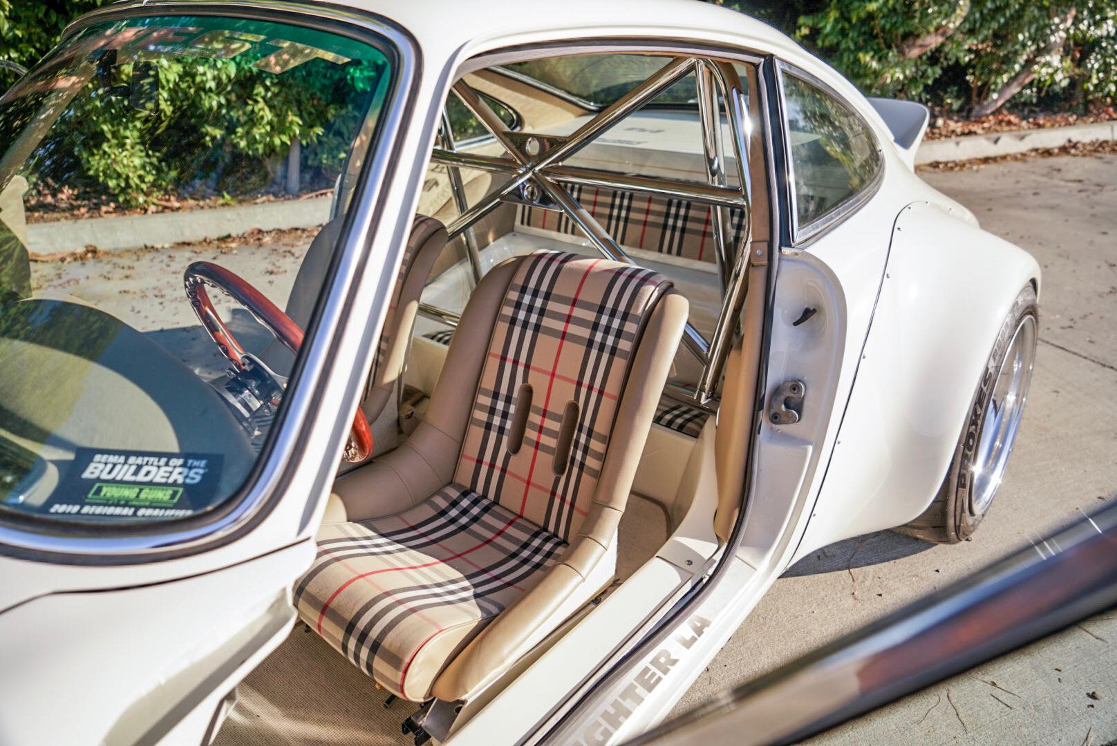 Porsche 911 Classic Interior