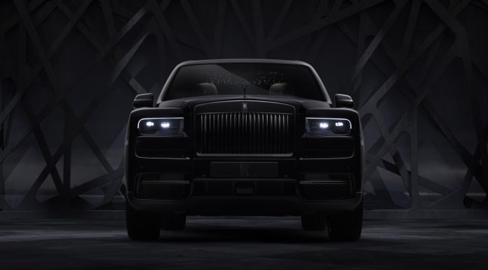 Rolls-Royce Cullinan Black Badge Front