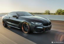 Sterckenn BMW 8 Series
