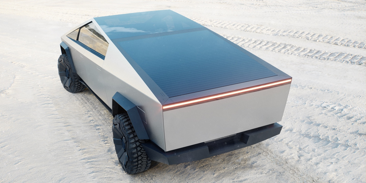 Tesla Cybertruck Cover