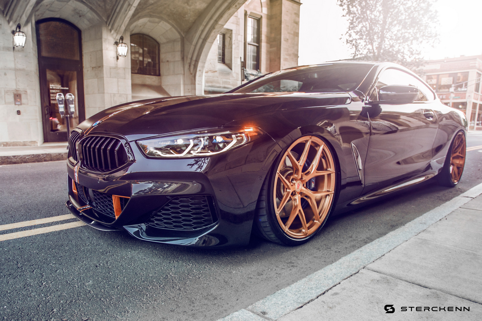 Tuned BMW 8 Series