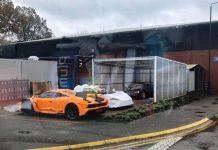 McLaren Senna LM Spied