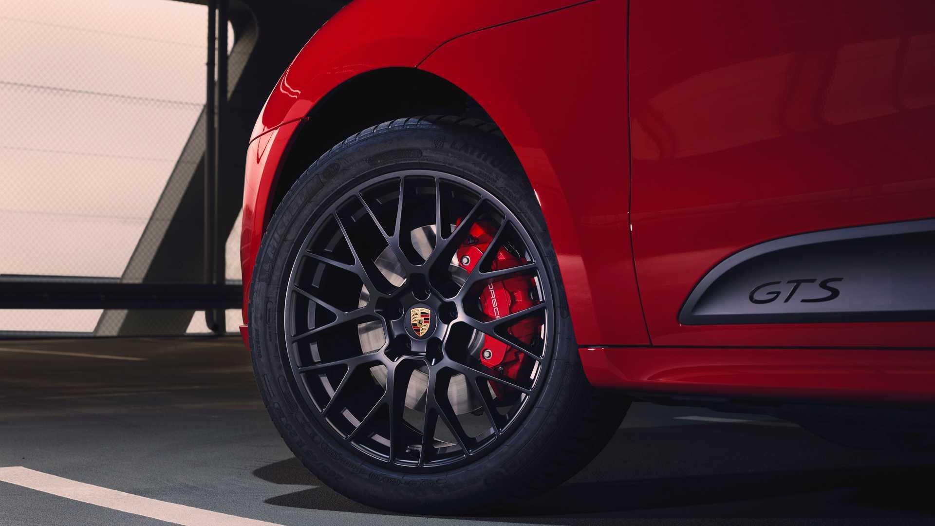 2020 Porsche Macan GTS Wheels