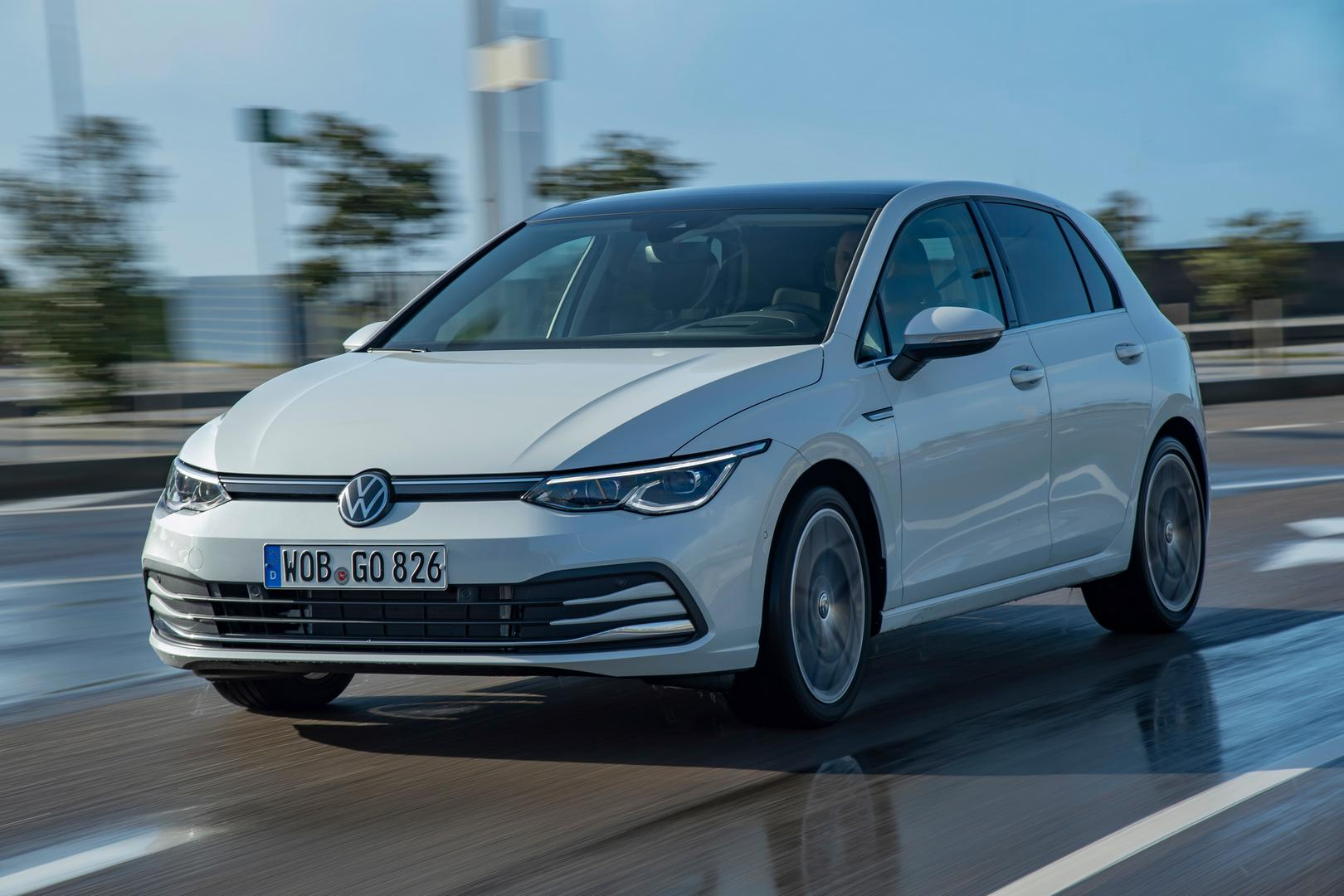 2020 VW Golf 8