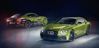 Bentley Continetal GT Pikes Peak Edition