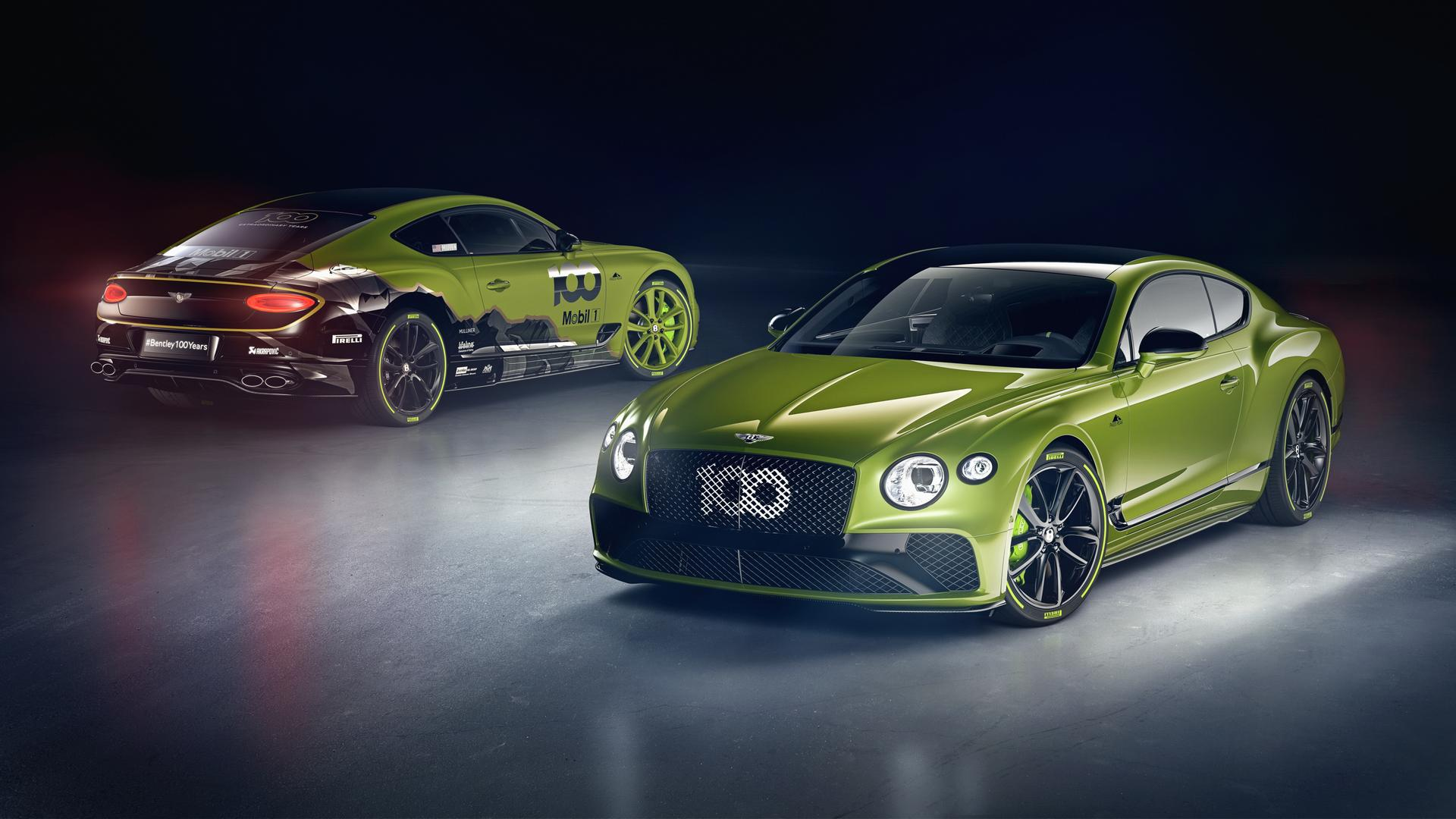 Bentley Continetal GT Pikes Peak Edition